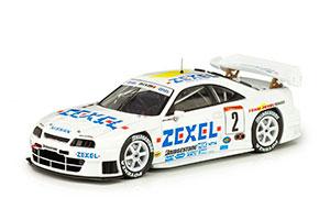 NISSAN SKYLINE GTR R33 98 JGTC #2 ZEXEL
