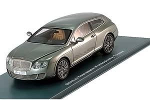 Bentley Flying Star Touring 2010 Grey/Green Metallic
