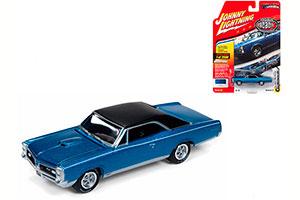 PONTIAC GTO BLUE 1967