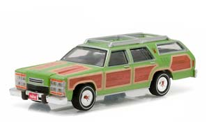 FAMILY TRUCKSTER WAGON QUEEN 1979 (FROM THE MOVIE KANIKULA) *ФЭМИЛИ ТРАКСТЕР