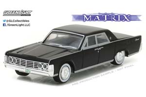 LINCOLNCONTINENTAL1965 FROM MOVIE MATRIX