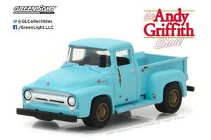 FORD F-100 PICK UP GOOBERS CAR 1956 SHOW ANDY GRIFFITH