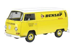 VW Volkswagen T2a Kasten Dunlop 1968 Yellow/White