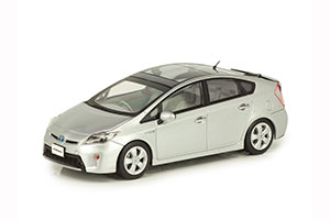 TOYOTA PRIUS WITH SUNROOF SILVER