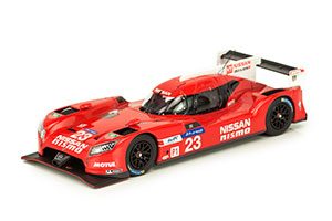 NISSAN GT-R LM NISMO #23 FC MANCHESTER CITY RED *НИССАН НИСАН