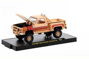 GMC SIERRA GRANDE DESERT FOX 1976