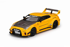 NISSAN 35GT-RR LB-SILHOUETTE WORKS GT YELLOW