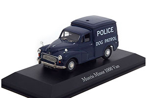 MORRIS MINOR 1000 VAN WEST RIDING CONSTABULARY DOG PATROL 1957