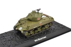 TANK M4A3 SHERMAN D-DAY ФРАНЦИЯ 1944 *ТАНК БТР