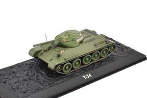 TANK PANZER T-34 (USSR RUSSIA) 1943 | T-34 СССР 1943