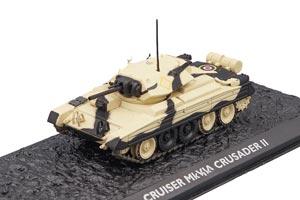 TANK CRUSADER MK.II 1942 (ЛИВИЯ) *ТАНК БТР