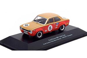 FORD ESCORT MK.I TWIN CAM #16 FRANK GARDNER ALAN MANN RACING BTCC CHAMPION 1968 *ФОРД ФОРТ
