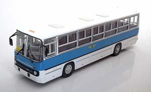 IKARUS 260 DRESDNER TRANSPORT 1990 WHITE/BLUE