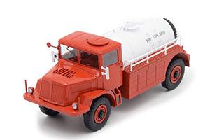 TATRA 128C PETROL 4x4 1951 RED / WHITE *ТАТРА