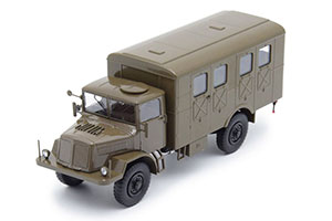 TATRA 128 KUNG (CZHOSHLOVAK ARMY) 4x4 1951 OLIVE *ТАТРА