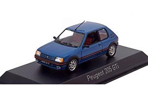 PEUGEOT 205 GTI-19 1992 MIAMI BLUE