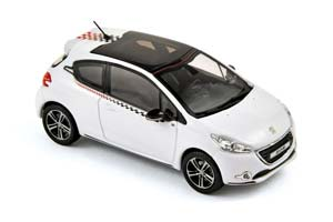 PEUGEOT-208 LIGNE S (3-DOOR) 2012 WHITE *ПЕЖО ПИЖО ПЫЖ