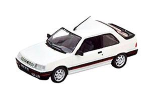 PEUGEOT 309 GTI 1987 MEIJE WHITE