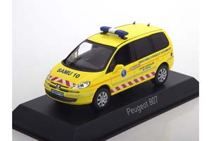PEUGEOT 807 SAMU (EMERGENCY MEDICAL ASSISTANCE) 2012