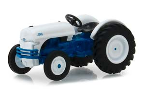FORD 8N 1949 WHITE/BLUE *ФОРД ФОРТ