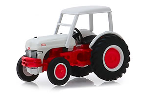 FORD 8N 1947 WHITE/RED *ФОРД ФОРТ