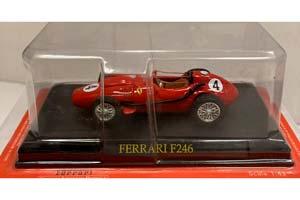 FERRARI 246 F1 FRENCH GP 1958 M.HAWTHORN #4 WORLD CHAMPION