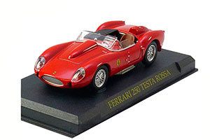 FERRARI 250 TESTA ROSSA 1957 RED