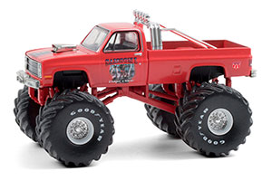 CHEVROLET SILVERADO MONSTER TRUCK