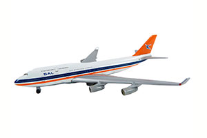 BOEING B747-400 SOUTH AFRICAN AIRWAYS