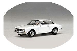 Alfa Romeo 1750 GTV LHD White