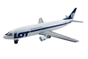 BOEING B737-400 LOT POLISH AIRLINES *БОИНГ