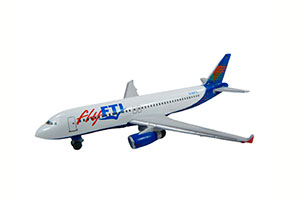 AIRBUS A320-231 FLY FTI