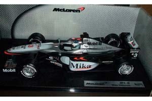 MCLAREN MP4/16 M.HAKKINEN 2001 #3