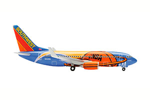 BOEING B737-700 SOUTHWEST AIRLINES