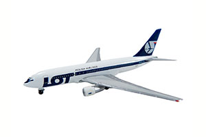 BOEING B767-200 LOT POLISH AIRLINES