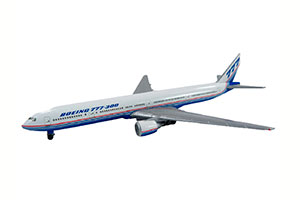 BOEING B777-300 HOUSE COLORS