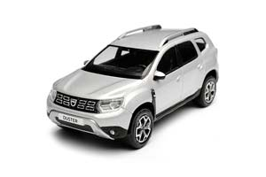 RENAULT DACIA DUSTER 2 4 WD 2018 PLATINE SILVER