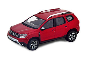 RENAULT DACIA DUSTER 2 4 WD 2018 FLAMME RED