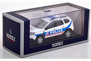 Dacia Duster 2018 Police Nationale  1//43 NOREV 509010