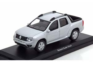RENAULT DUSTER PICK-UP OROCH 4 WD 2017 SILVER