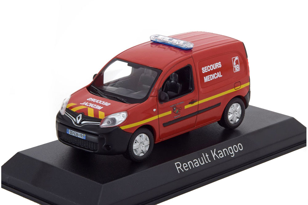 RENAULT KANGOO VAN SECOURS MEDICAL (SAVIORS) 2013 *РЕНО