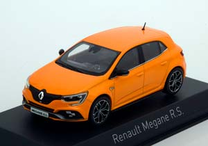 RENAULT MEGANE R.S. 2017 TONIC ORANGE