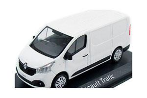 Renault Trafic 2014 White