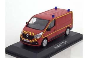 Renault Trafic Pompier Fire Van 2014