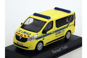 RENAULT TRAFIC SAMU (EMERGENCY MEDICAL ASSISTANCE) 2014