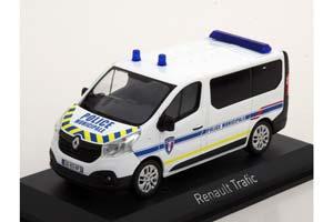 RENAULT TRAFIC POLICE MUNICIPALE (MUNICIPAL POLICE) 2014