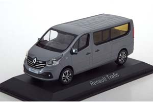 RENAULT TRAFIC COMBI 2015 CASSIOPEE GREY