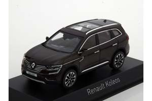 RENAULT KOLEOS (CROSSOVER) 2016 BROWN METALLIC