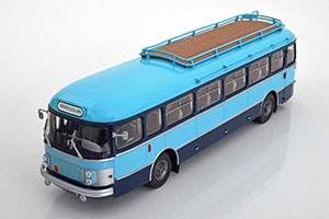 Saviem SC1-Service Scolaire 1964 Light Blue/Blue