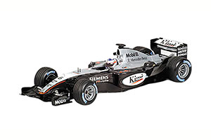 MCLAREN MP4/18 TEST CAR 2003 K.RAIKKONEN #16
